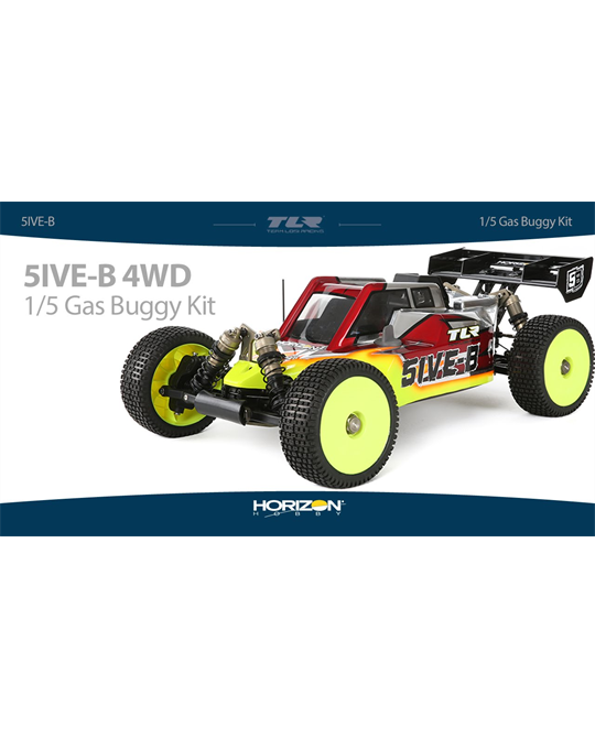 5IVE-B Race Kit - 1/5 4WD Buggy