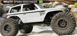 Wraith Spawn 1/10th Scale Electric 4WD RTR - 90045-radio-controlled-cars-and-trucks-Hobbycorner