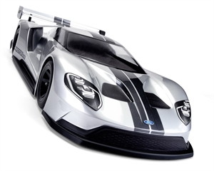 1/10 Ford GT Clear Body - 1549-30-radio-controlled-cars-and-trucks-Hobbycorner