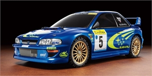 1/10 1999 Impreza Monte Carlo - TT-02 - 58631-radio-controlled-cars-and-trucks-Hobbycorner