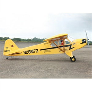 Piper Cub 1.20- 2 Stroke - SEA74-radio-controlled-planes-and-gliders-Hobbycorner