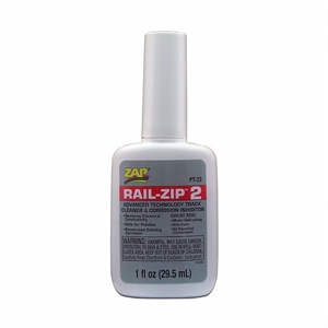 Rail Zip 2 - 29.5ml Rail Cleaner - ZAPPT23-brands-Hobbycorner