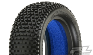 "Blockade - 2.2"" M3 (Soft) - 1/10 Off-Road 4WD Buggy - Front Tires - 8252-02-tires-and-rims-Hobbycorner"