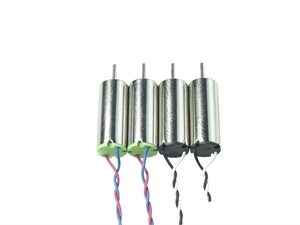 Supersonic 6x15mm 19000KV brushed motors (2CW & 2CCW) for Inductrix - FPV-0192-S-drones-and-fpv-Hobbycorner