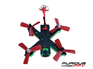 Toretto 130 - Micro Mayhem Unleashed - FPV-TO130G-drones-and-fpv-Hobbycorner