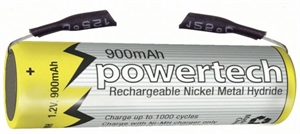 1.2V AAA 900mAh Rechargeable Ni-MH Battery - Solder Tab-batteries,-chargers-and-testers-Hobbycorner