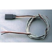 FEMALE Servo/Battery Lead JR (50 strand wire) - 181-FJ-electric-motors-and-components-Hobbycorner