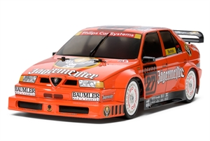 Alfa Romeo 155 V6 TT02 Jagermeister - 58585-radio-controlled-cars-and-trucks-Hobbycorner