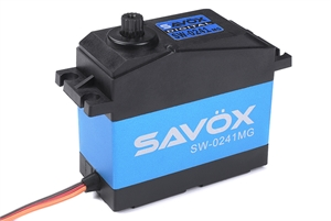 HV Large Scale 1/5th Waterproof Digital Servo 40Kg - SW-0241MG-servos-Hobbycorner