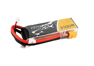 2300mAh 3S 45C XT60 plug - TA-45C-2300-3S1P-XT60-batteries,-chargers-and-testers-Hobbycorner