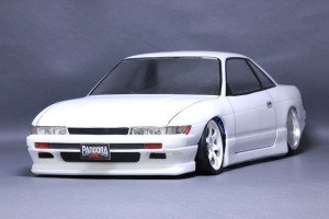 NISSAN SILVIA S13 1/10 Body-radio-controlled-cars-and-trucks-Hobbycorner