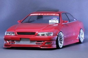 Toyota CHASER JZX100 1/10 Body-radio-controlled-cars-and-trucks-Hobbycorner