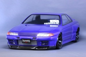NISSAN SKYLINE R32 GT-R 1/10 Body-radio-controlled-cars-and-trucks-Hobbycorner