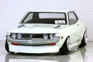 Toyota CELICA 1600GT 1/10 Body-radio-controlled-cars-and-trucks-Hobbycorner