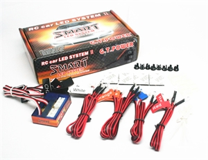 GT Power RC Car LED System II-radio-controlled-cars-and-trucks-Hobbycorner