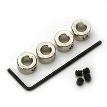 Dura-Collars 3-16 (4) - 141-nuts,-bolts,-screws-and-washers-Hobbycorner