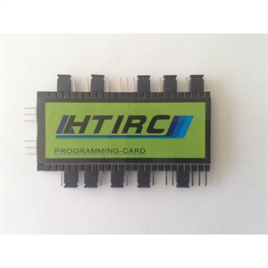 HTIRC ESC Programme Card for Dragon Fly & Hornet-electric-motors-and-components-Hobbycorner