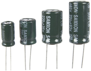 220uF 25VDC Low ESR Electrolytic Capacitor 8x12-electric-motors-and-components-Hobbycorner