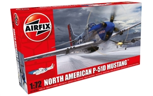 1:72 North American P-51D Mustang-model-kits-Hobbycorner