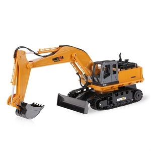 1/16 RC Excavator 11ch With Diecast Bucket-brands-Hobbycorner