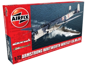 1:72 A.W Whitley Mk.VII-model-kits-Hobbycorner