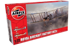 1:72 Royal Aircraft Factory BE2c Scout-model-kits-Hobbycorner
