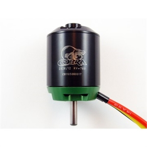 C-2826/12 Brushless Airplane Motor-electric-motors-and-components-Hobbycorner