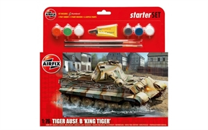 "1:76 PZKW VI AUSF.B ""King Tiger"" - 255303-model-kits-Hobbycorner"