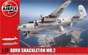 1:72 Avro Shackleton MR2 - 211004-model-kits-Hobbycorner