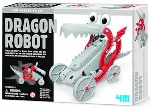 Dragon Robot-model-kits-Hobbycorner