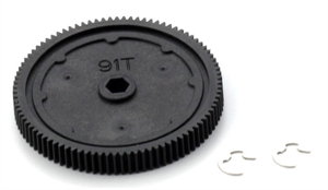 Spur Gear (91T, Sand Master)-radio-controlled-cars-and-trucks-Hobbycorner