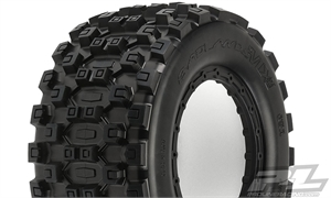 Badlands MX43 Pro-Loc All Terrain Tires For X-MAXX F/R - 10131-00-tires-and-rims-Hobbycorner