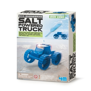 Salt Powered Truck -model-kits-Hobbycorner