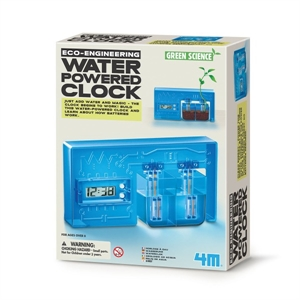 Water-Powered Clock-model-kits-Hobbycorner