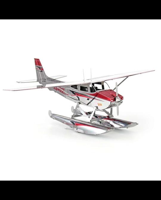 cessna 182 floatplane - 5168 - model kits-metal kits   hobbycorner