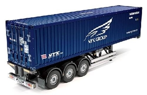 1/14 RC 40ft Container Semi-Trailer-radio-controlled-cars-and-trucks-Hobbycorner