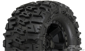Trencher 2.8 (Traxxas Style Bead) All Terrain Tires Mounted 12mm Hex-tires-and-rims-Hobbycorner