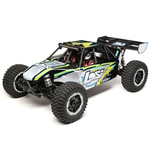 Desert Buggy XL-E - 1/5th 4wd Electric RTR Black/Yellow-radio-controlled-cars-and-trucks-Hobbycorner