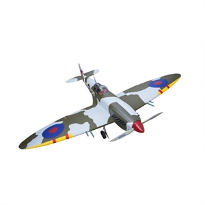Supermarine Spitfire 55cc (matte finished), Span 219.5cm, Engine 50cc-55cc-radio-controlled-planes-and-gliders-Hobbycorner