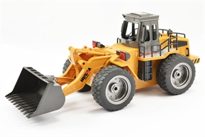 1/18 Bulldozer with Die Cast Bucket-brands-Hobbycorner