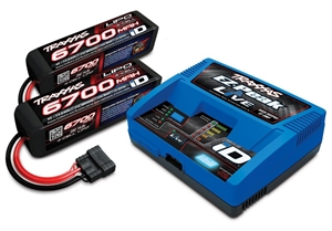 4s Battery/Charger Completer Pack - 2993-batteries,-chargers-and-testers-Hobbycorner