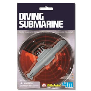 Diving Submarine-model-kits-Hobbycorner