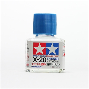 Enamel Thinner 40ml - 8030 -paints-and-accessories-Hobbycorner