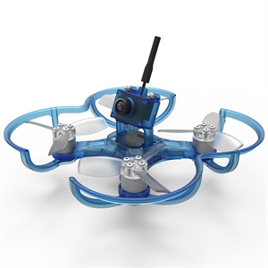 Babyhawk 87mm Mirco Brushless FPV Racer PNP - Clear Blue-drones-and-fpv-Hobbycorner