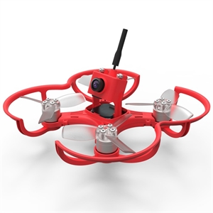 Babyhawk 87mm Mirco Brushless FPV Racer PNP - Red-drones-and-fpv-Hobbycorner