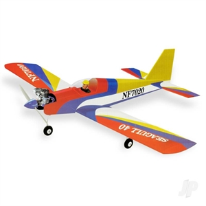 40 Low Wing Trainer Size-radio-controlled-planes-and-gliders-Hobbycorner