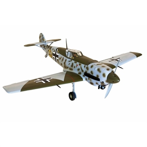 Messerschmitt Bf 109E (20cc) -radio-controlled-planes-and-gliders-Hobbycorner