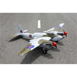 DH Mosquito - 80 inch Wing Span, twin .46-55 glow or, 15cc Gas - SEA 285-radio-controlled-planes-and-gliders-Hobbycorner