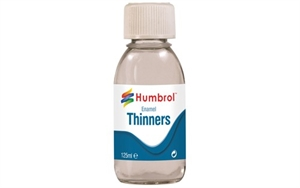 Enamel Thinners - 125ml -paints-and-accessories-Hobbycorner