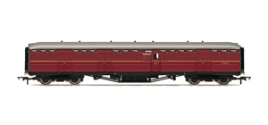 BR (Ex LNER) 61ft 6in Full Brake Coach - R4531B-trains-Hobbycorner